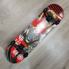 Скейтборд Footwork Carbon Wolf beast 8.0