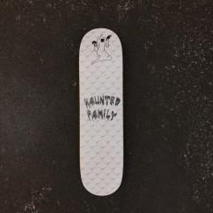 Дека HAUNTED FAMILY - Gucci White